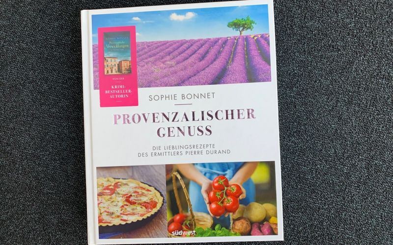 - (c) Provenzalischer Genuss / Sophie Bonnet / Südwest
