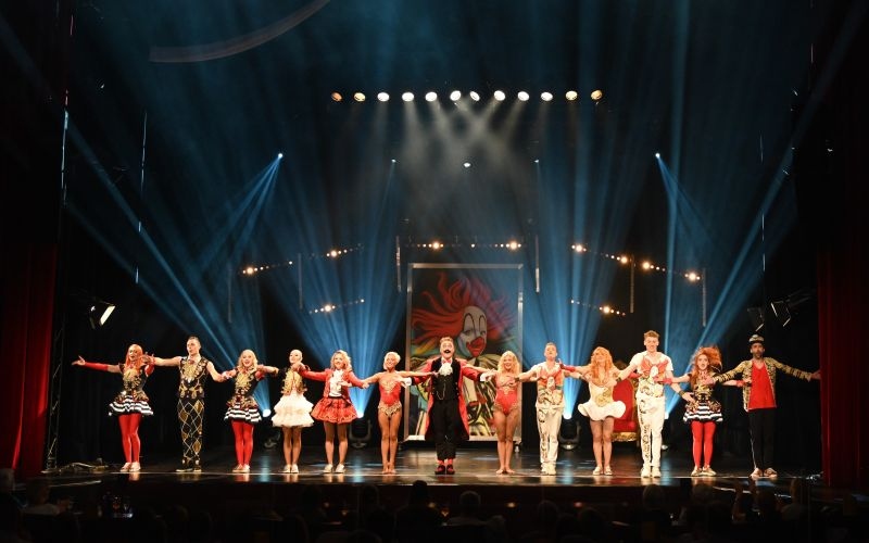 © GOP Variete Theater Bonn / Circus /Ralph Mohr