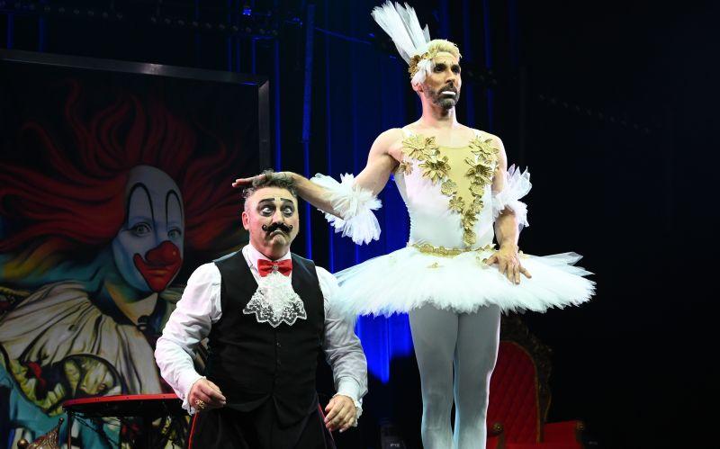 GOP Variete Theater Bonn / Circus /Ralph Mohr