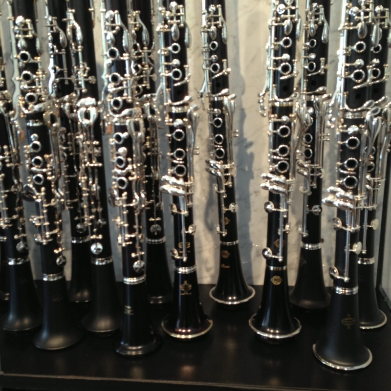 Klarinetten  - Josef Distler - Holzblasinstrumente - Stuttgart- Bild 1