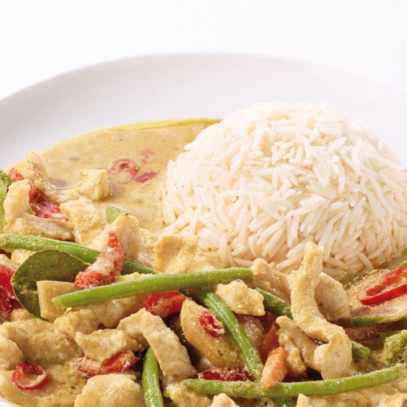 Thai Green Curry - Mr. Chopsticks - Köln