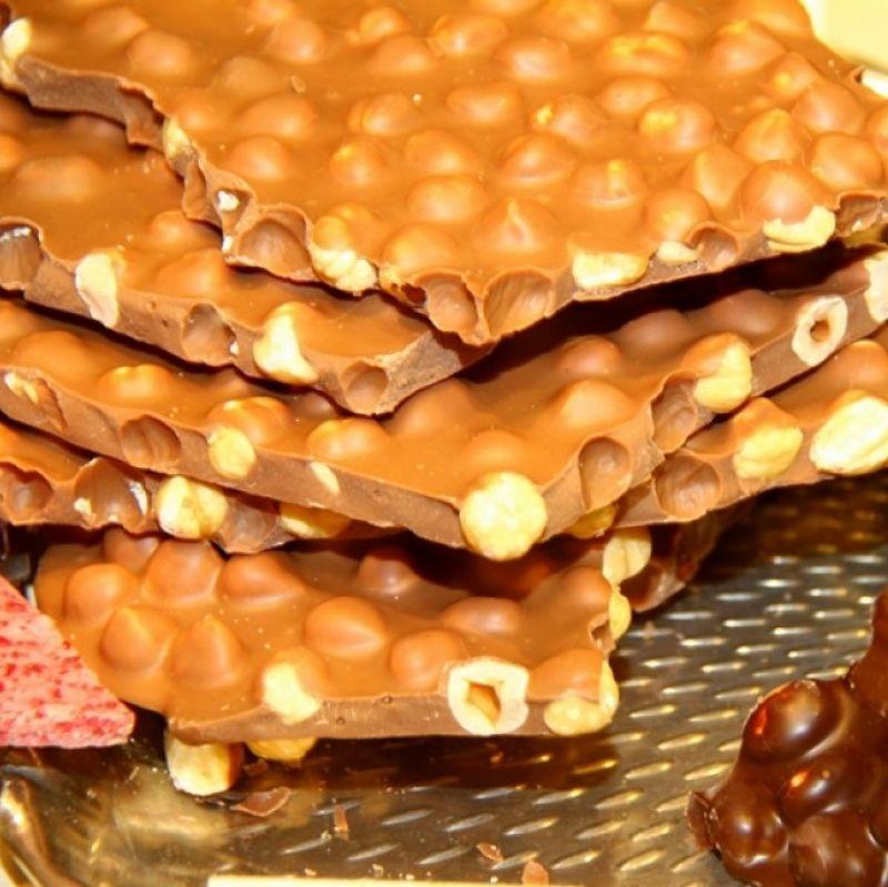 Schokolade - Bruchschokoladen - Confiserie Selbach - Stuttgart