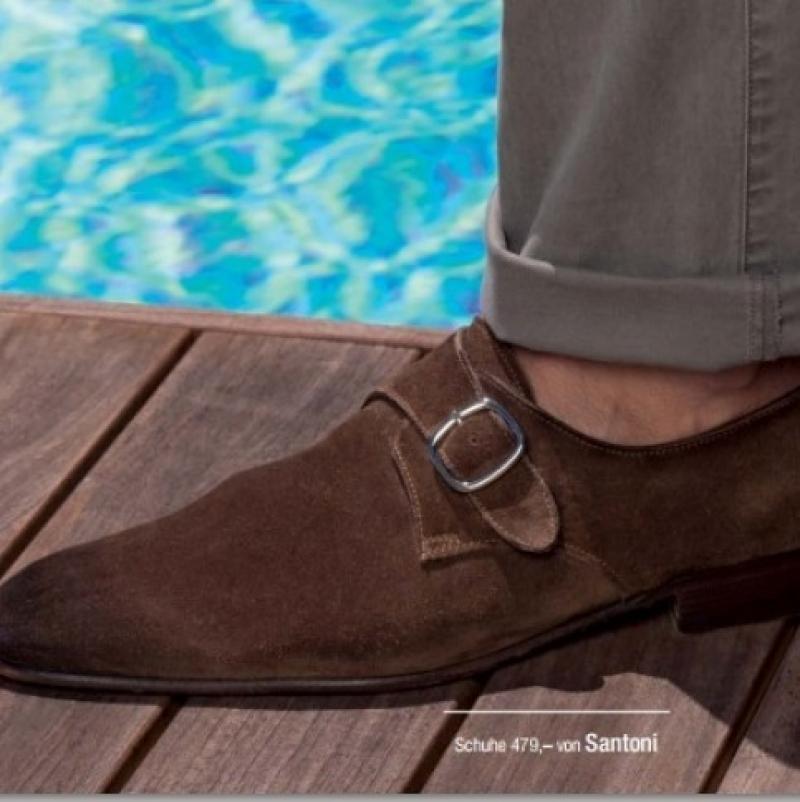 Schuhe Santoni - Sportiv Kampmann - Heidelberg- Bild 1