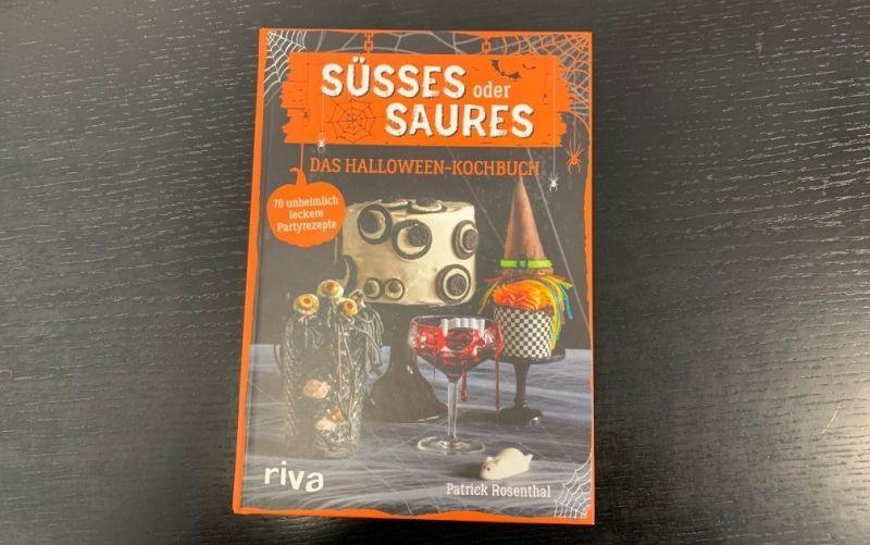 © Süsses oder Saures / Das Halloween Kochbuch / Patrick Rosenthal