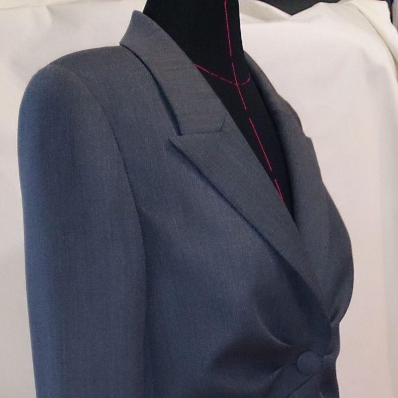 Blazer für den Alltag, grau - Jaél Couture - München