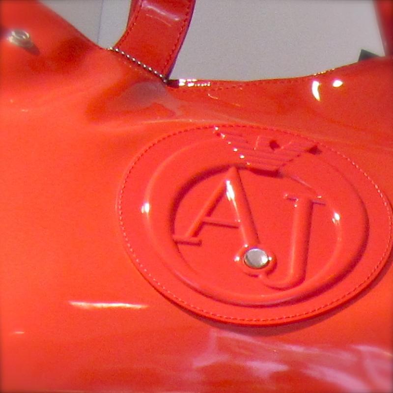 Tasche von ARMANI - La Chemise Exclusive Mode - Stuttgart- Bild 2