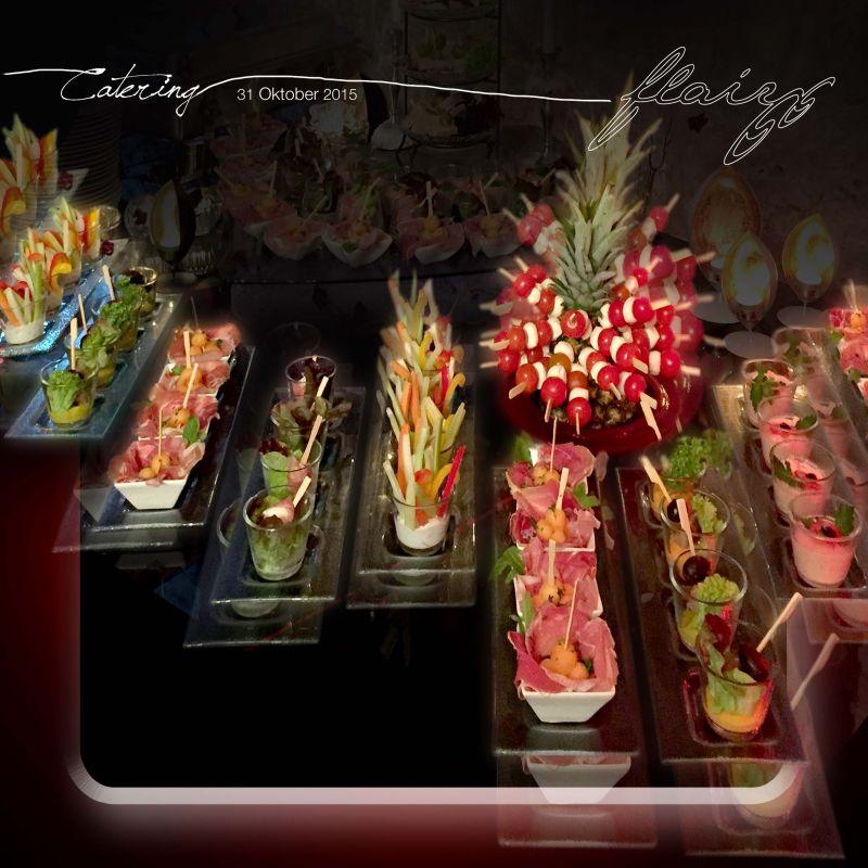 Einige Beispiele aus unserem Veranstaltungs-Catering. - Flair 66 - Gerlingen