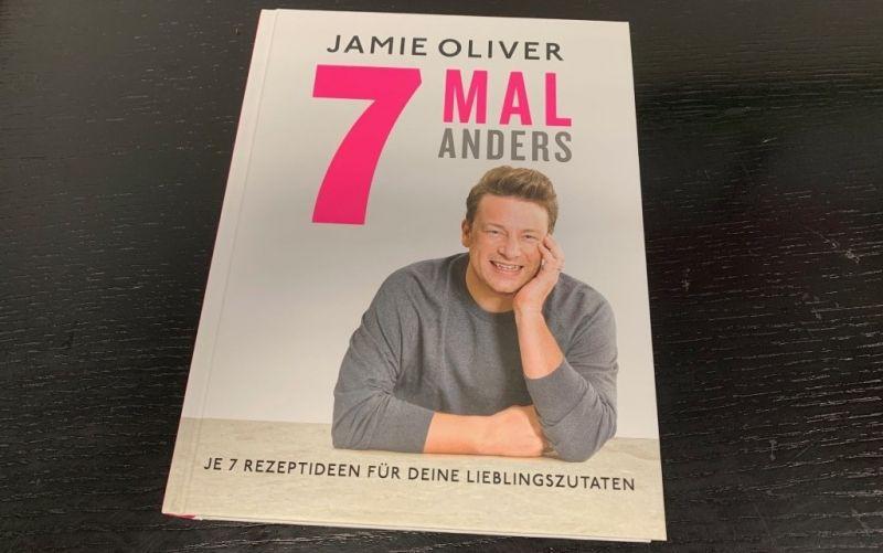 - (c) Jamie Oliver / 7 Mal anders / DK Verlag