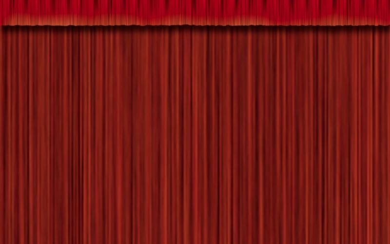 Vorhang  - (c) Pixelio / Illustration Marcus Stark / Vorhang / http://www.pixelio.de/media/142909