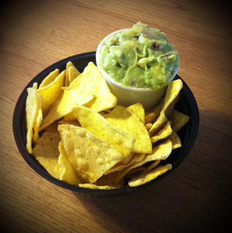 Chips und Guacamole - BAY AREA BURRITO CO - Bay Area Burrito Company - Köln