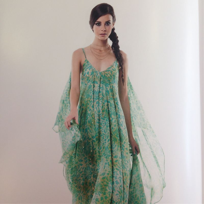 MANUEL LUCIANO - ITALIAN FASHION LABEL - Evelyne Vock Exclusive Mode - Heilbronn