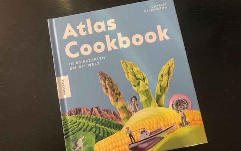 - (c) Atlas Cookbook / Knesebeck Verlag / Charlie Carrington