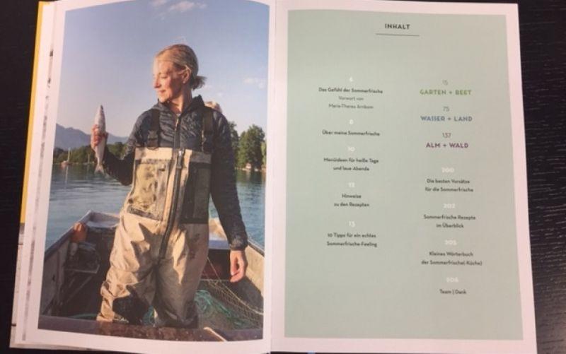 Meine Sommerfrischeküche / Pichler Verlag / Alexandra Palla / Christine Pittermann