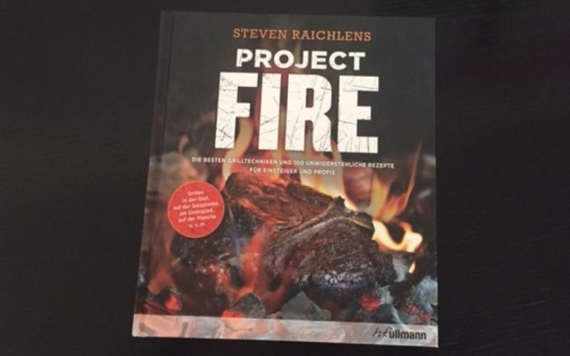 - (c) Project Fire / Steven Raichlens / Ullmann Medien GmbH