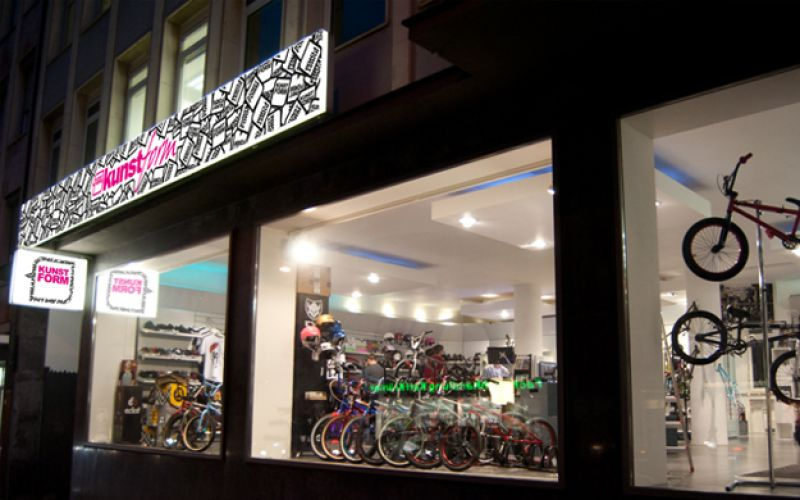 Photo von kunstform?! BMX Shop in Stuttgart