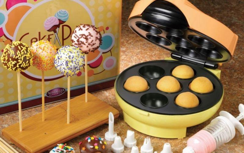 Dieses tolle Cake-Pop-Maker-Set könnt ihr gewinnen! - (c) www.geschenkidee.de
