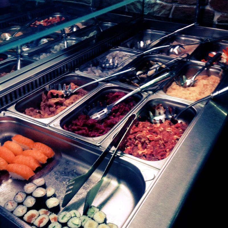Asiatisch All you can eat - Holiday Restaurant  - Schwetzingen