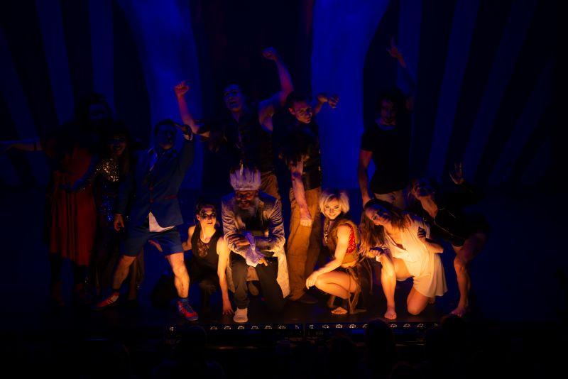 © GOP / Variete Theater Bonn / Freaks