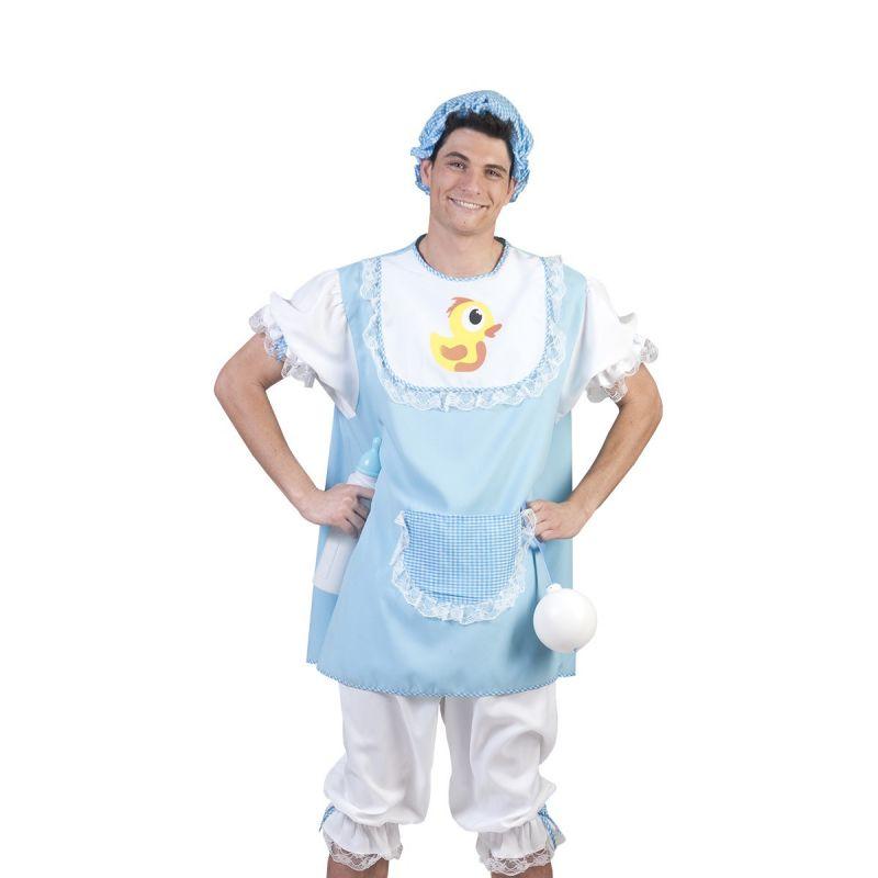baby-tammi-blau<br> Ach ist er nicht süß, der kleine Racker? In diesem schnuckeligen Babykostüm werden Sie an Karneval garantiert geknuddelt und geherzt. Das Kostüm besteht aus Pumphose, Oberteil und Kappe in den Babyfarben weiß und hellblau. <br> Home/Kostüme/Berufe/Herren<br> [http://www.pierros.de/produkt/baby-tammi-blau, jetzt auf Pierros.de kaufen]  - PIERRO'S in Mayen - Mayen