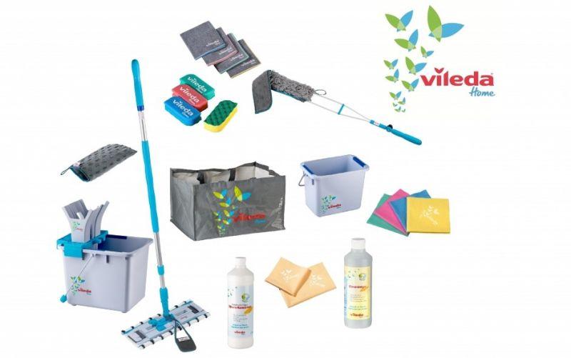 Dieses tolle Vileda Home Set könnt ihr gewinnen! - (c) Vileda Home