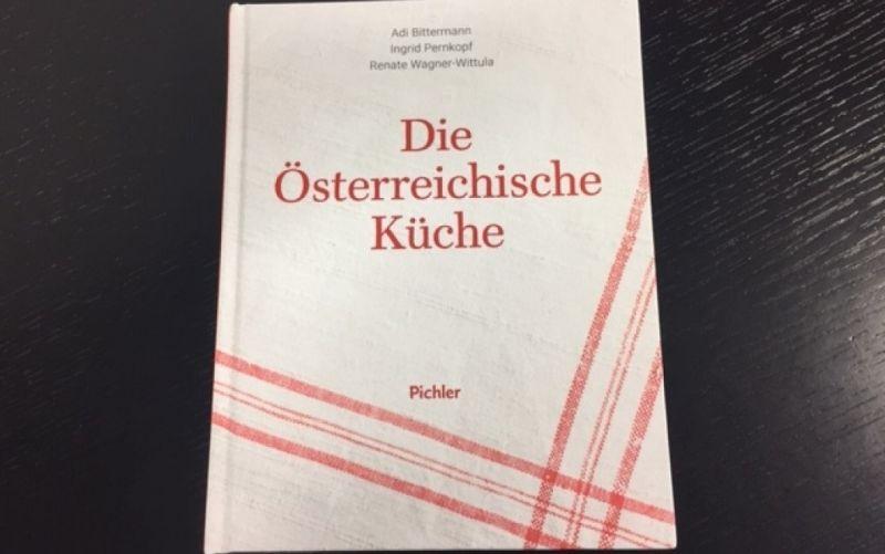 - (c) Die Österreichische Küche / Pichler Verlag / Adi Bittermann / Ingrid Perrkopf / Renate Wagner-Wittula