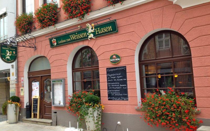 Foto von Gasthaus zum Weissen Hasen in Augsburg