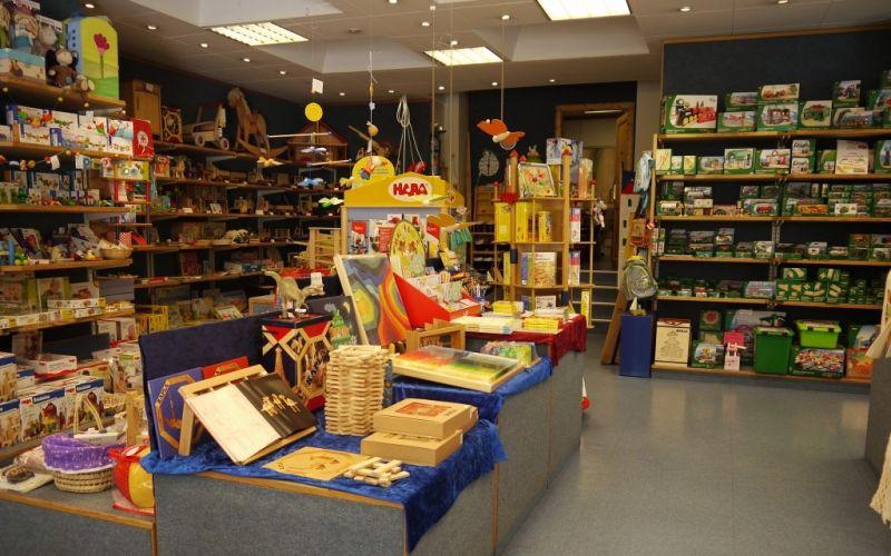 Foto 1 von Holzwurm  Spielwaren und Geschenke in Augsburg