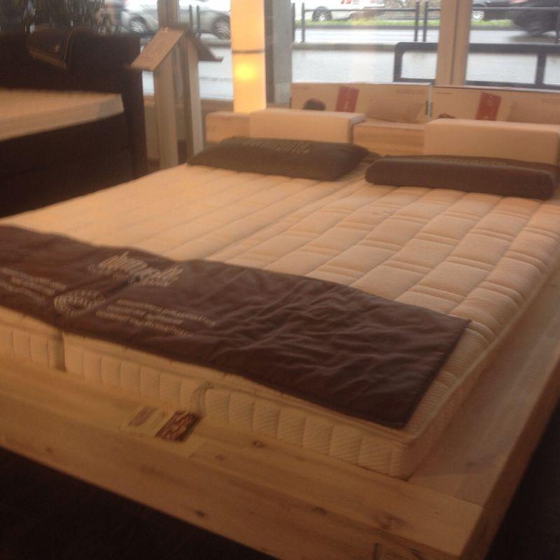 dormiente natur latex matratze schlaf werk trier trier. Black Bedroom Furniture Sets. Home Design Ideas