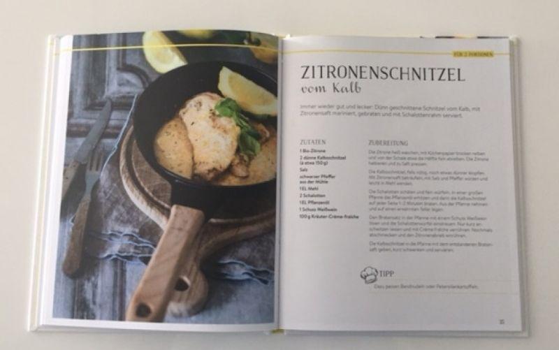 Koch mit Zitrone / EMF Verlag / Christine Pittermann