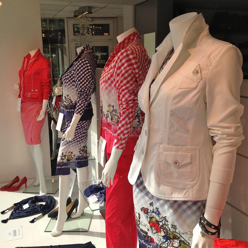 Exclusive Mode - Wir führen Größe 34 bis 48 - Damenmode - Designermode - Evelyne Vock Exclusive Mode - Heilbronn
