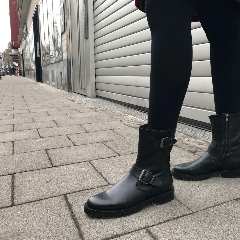 Billi Bi Biker Boots  - Simon und Renoldi - Köln