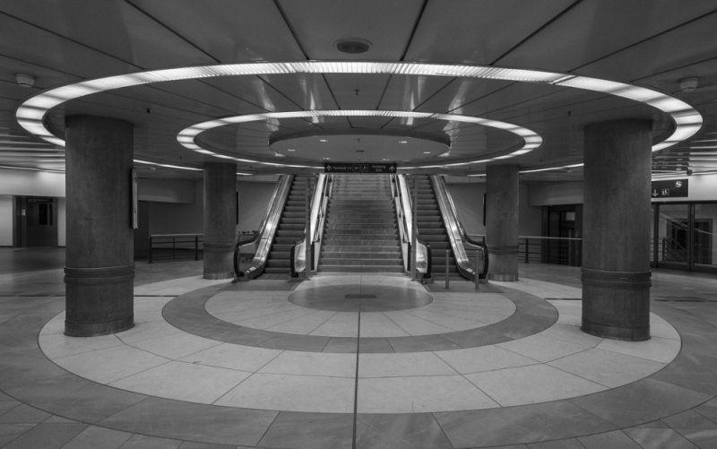 Stuttgart Bahnhof Flughafen - (c) Bild von <a href=