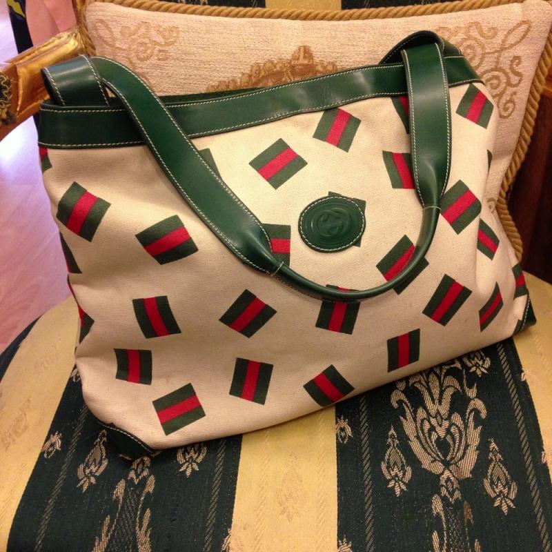 Vintage Tasche von Gucci - Boutique 21 - Köln- Bild 1