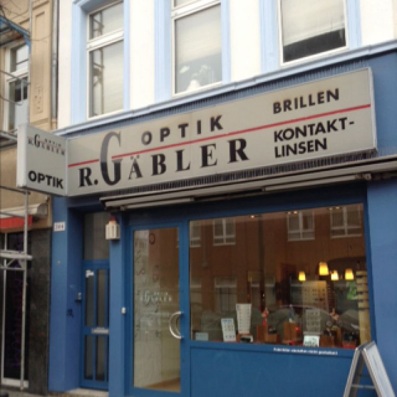 Photo von Gäbler Optik in Köln