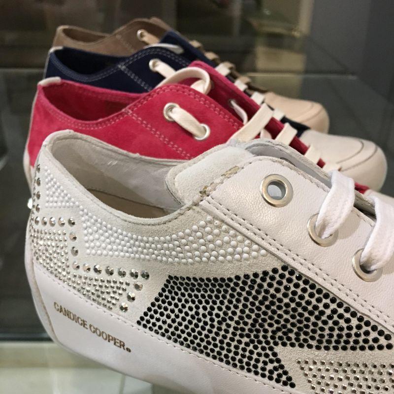 Neu eingetroffen Sneakers von CANDICE COOPER - CHARISMA mode - Backnang