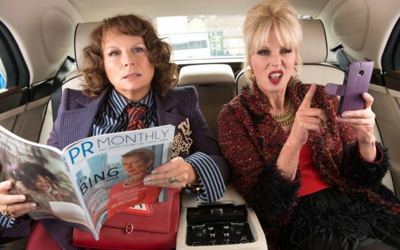 Absolutely Fabulous - Der Film - (c) 2016 20TH CENTURY FOX
