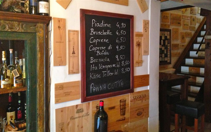 Foto 4 von Enoteca Bacco - Weinlokal in Kirchheim unter Teck