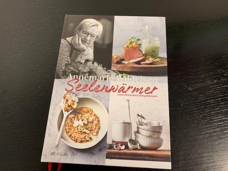 © Seelenwärmer / Annemarie Wildeisen / Lustvoll kochen und geniessen / atVerlag