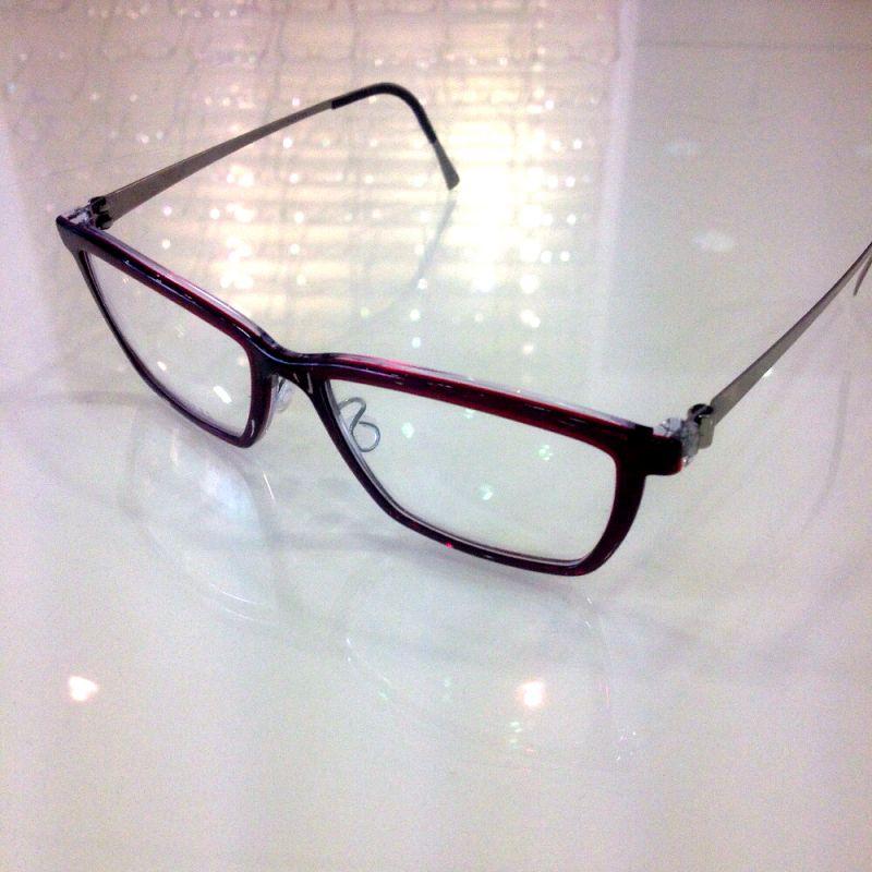 Damenbrille Lindberg - Optik Fichtenmayer - Homburg