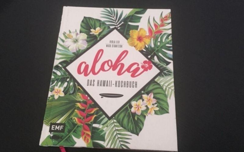 - (c) Aloha - Das Hawaii Kochbuch - EMF Verlag