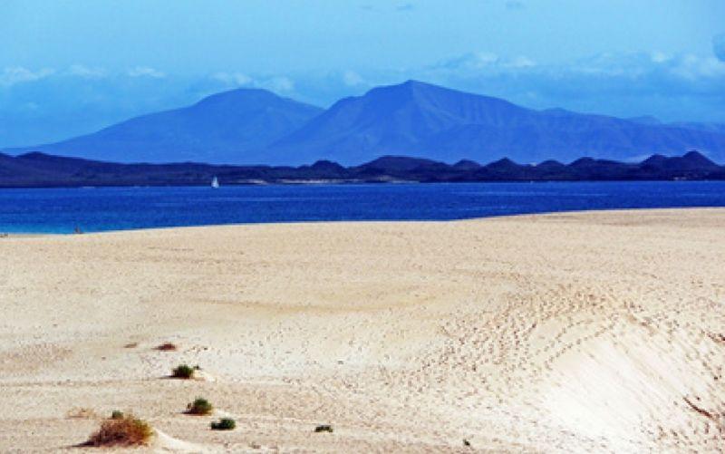 Strand Fuerteventura - (c) Andrea Damm  / http://www.pixelio.de/media/647108