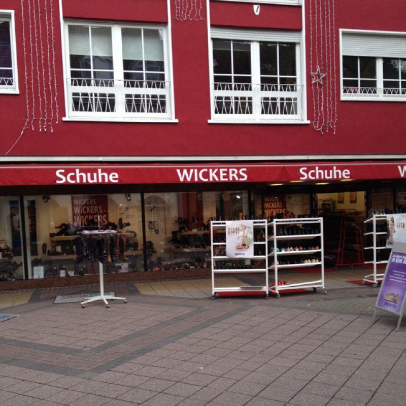Foto von Wickers Schuhhaus in Kehl