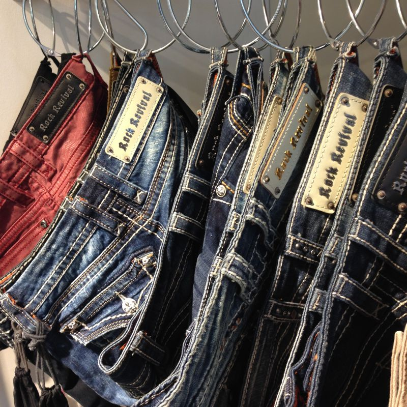 JEANS von Rock Revival - La Chemise Exclusive Mode - Stuttgart