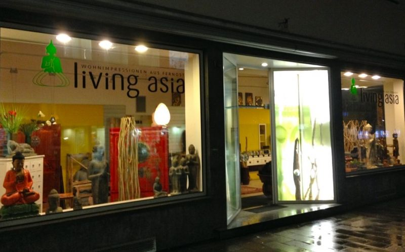 Living Asia Wohnimpressionen Aus Fernost Ulm Mitte Accessoires