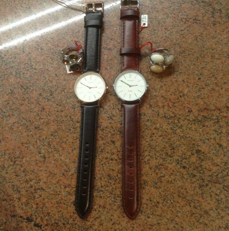 OOZOO Uhren Vintage Style - KLÖPFERschuhe - Weissach im Tal