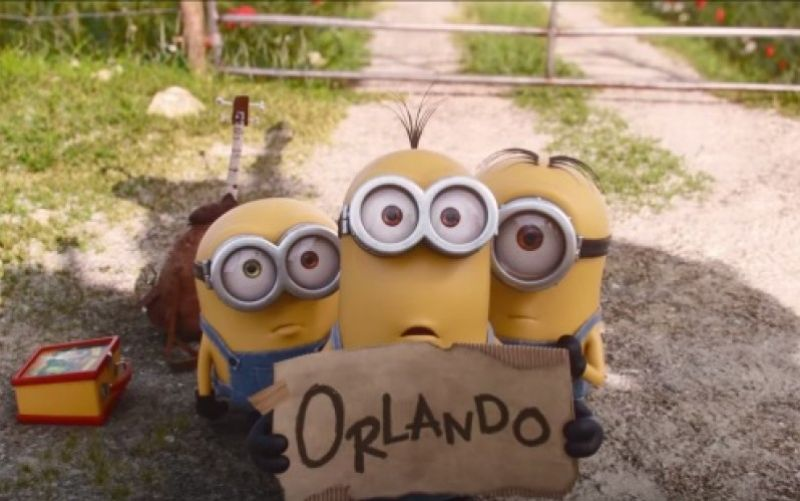 Minions Film - (c) Screenshot YouTube