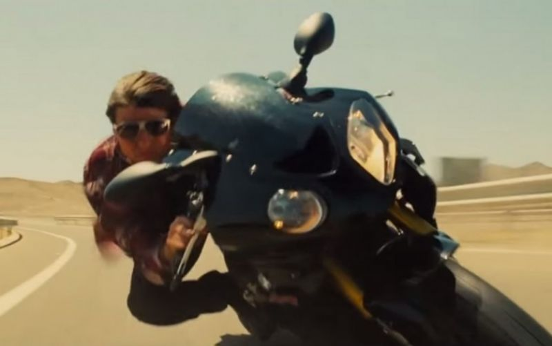 Youtube-Screeshot Mission Impossible Rogue Nation Official Trailer (2015) - (c) Screeshot Youtube // https://www.youtube.com/watch?v=pXwaKB7YOjw