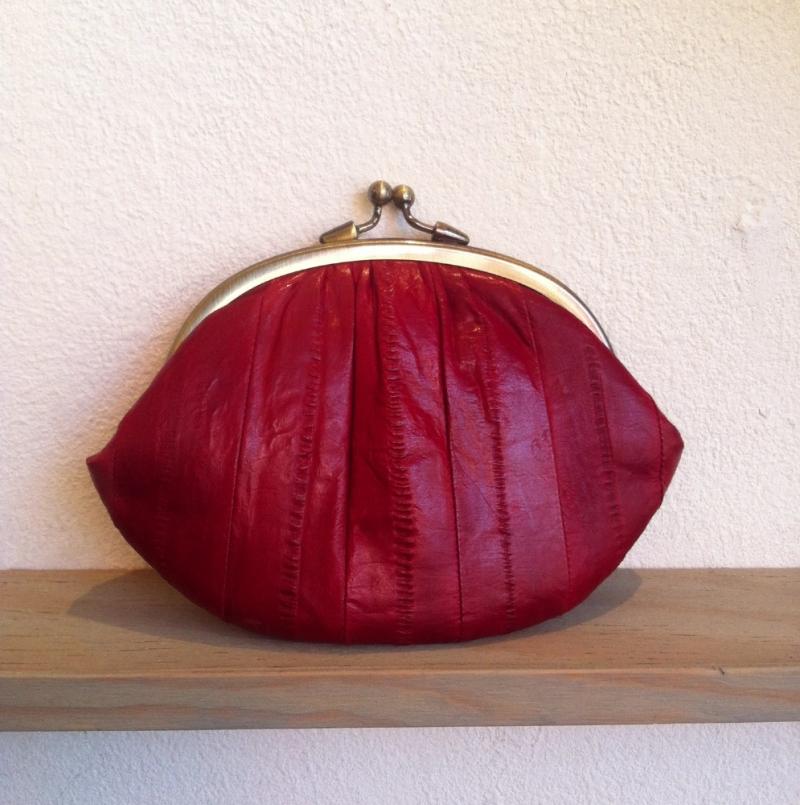 BECKSÖNDERGAARD - Purse Granny - Portemonnaie in verschiedenen Farben aus weichem Aal-Leder. Design made in Denmark (Dänemark) - LA SEDA Modeschmuck - Köln