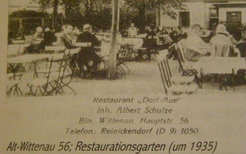 Foto 17 von Restaurant Dorfaue in Berlin