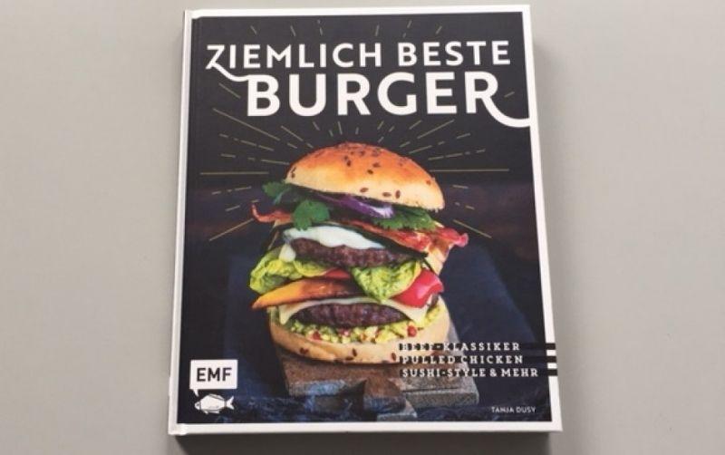 © Ziemlich beste Burger / EMF Verlag / Autor:Tanja Dusy / Foto: Christine Pittermann